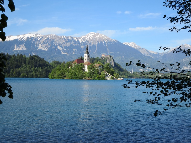 Visit Bled, Slovenia and Get Ready to be Amazed with Its Beauty