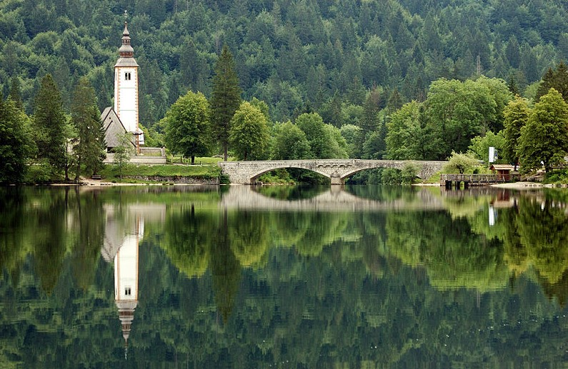 Find Beauty and Wonder in Lake Bohinj